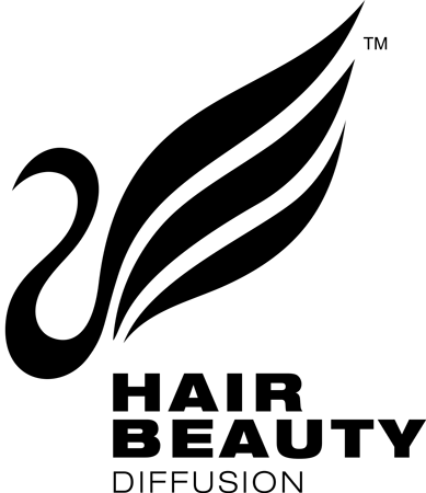 Logo Hair Beauty Diffusion